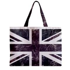 Brit7 Zipper Tiny Tote Bags