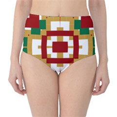 Marita Ingelin High Waist Bikini Bottoms