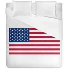 Usa1 Duvet Cover (double Size) by ILoveAmerica