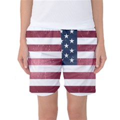 Usa3 Women s Basketball Shorts by ILoveAmerica