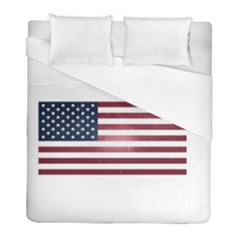 Usa3 Duvet Cover Single Side (twin Size) by ILoveAmerica