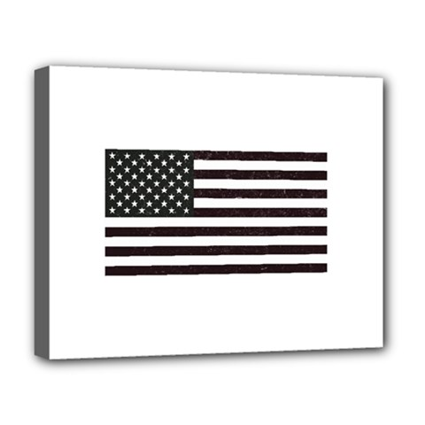 Usa6 Deluxe Canvas 20  X 16   by ILoveAmerica