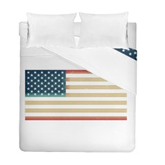 Usa7 Duvet Cover (twin Size) by ILoveAmerica
