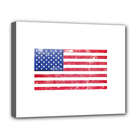 Usa8 Deluxe Canvas 20  X 16   by ILoveAmerica