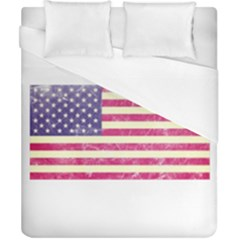 Usa99 Duvet Cover Single Side (Double Size) by ILoveAmerica