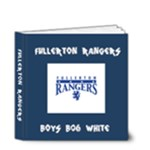 FULLERTON RANGERS - 4x4 Deluxe Photo Book (20 pages)