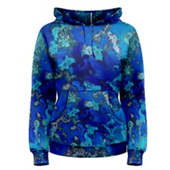Cocos Blue Lagoon Women s Pullover Hoodies by CocosBlue