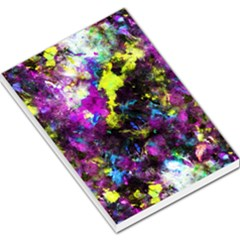 Colour Splash G264 Large Memo Pads by MedusArt