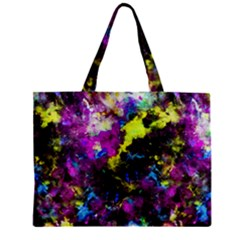 Colour Splash G264 Tiny Tote Bags by MedusArt