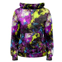 Colour Splash G264 Women s Pullover Hoodies by MedusArt