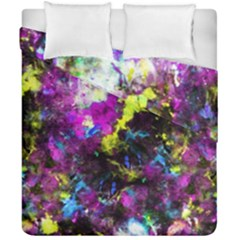 Colour Splash G264 Duvet Cover (double Size) by MedusArt