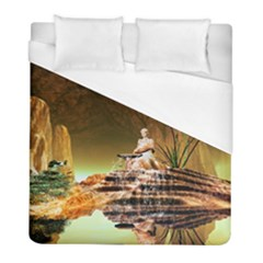Wonderful Undergraund World Duvet Cover Single Side (twin Size) by FantasyWorld7
