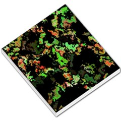 Splatter Red Green Small Memo Pads