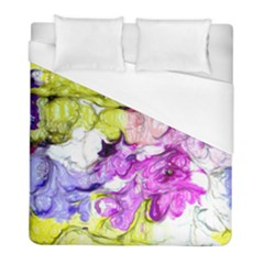 Strange Abstract 2 Soft Duvet Cover Single Side (twin Size) by MoreColorsinLife