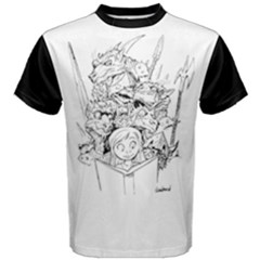Kobold Men s Cotton Tee by TheDean
