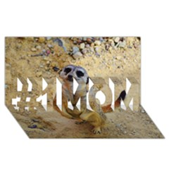Lovely Meerkat 515p #1 MOM 3D Greeting Cards (8x4)