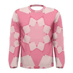 Pinkette Doreen Men s Long Sleeve T-shirts by CircusValleyMall