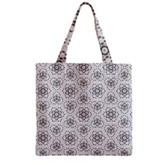 Bridal Lace 2 Zipper Grocery Tote Bags