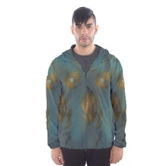 Broken Pieces Mesh Lined Wind Breaker (men) by theunrulyartist