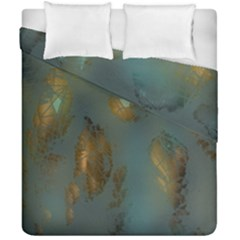 Broken Pieces Duvet Cover (double Size) by digitaldivadesigns