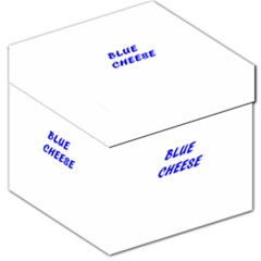 Blue Cheese Storage Stool 12   by TailWags
