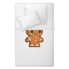 Gingerman Duvet Cover Single Side (Single Size) by TailWags
