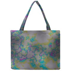 Unique Marbled Candy Tiny Tote Bags