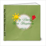 bein hazmanim 2015 book - 6x6 Photo Book (20 pages)