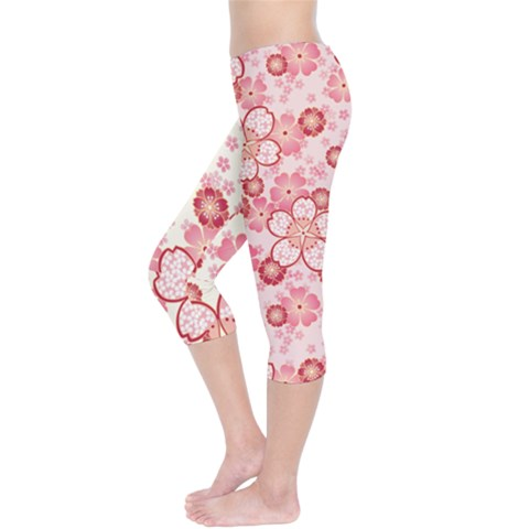 Capri Leggings  Left