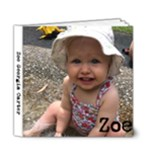 Zoe - 6x6 Deluxe Photo Book (20 pages)