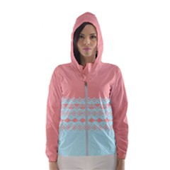 Aztec 2 Hooded Wind Breaker (women)	 by maemae