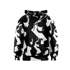 Bw Glitch 2 Kid s Pullover Hoodies