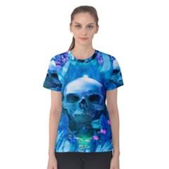 Skull Worship Women s Cotton Tees