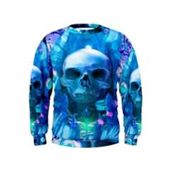 Skull Worship Boys  Sweatshirts