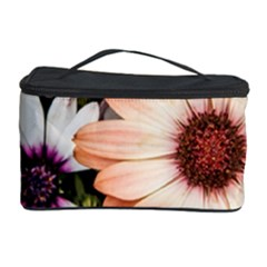 Beautiful Colourful African Daisies Cosmetic Storage Cases by OZMedia