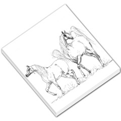 Logosquare Small Memo Pads by TwoFriendsGallery
