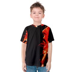 Robert And The Lion Kid s Cotton Tee