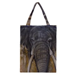 In The Mist Classic Tote Bags by timelessartoncanvas