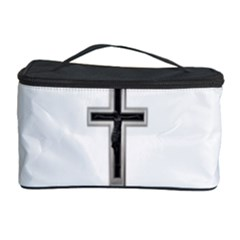 Christian Cross Cosmetic Storage Case by igorsin