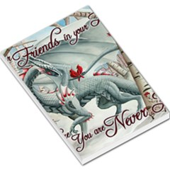 Lady Of The Fores Sts Large Memo Pads