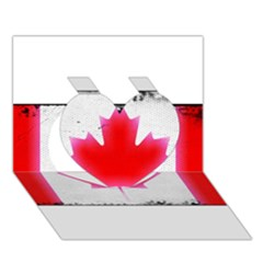 Style 5 Heart 3d Greeting Card (7x5)  by TheGreatNorth