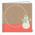 Snow Adorable - 8x8 Photo Book (20 pages)