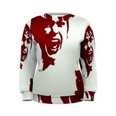 Psycho Women s Sweatshirts by icarusismartdesigns