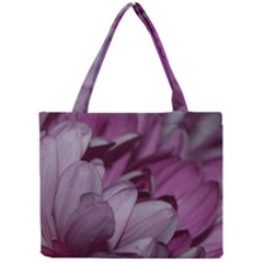 Purple! Tiny Tote Bags by timelessartoncanvas