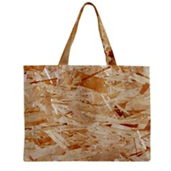 Osb Plywood Tiny Tote Bags by trendistuff