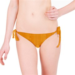Honey Maple Bikini Bottoms by trendistuff