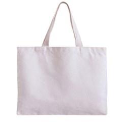 Zipper Mini Tote Bag