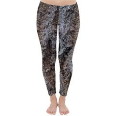 Douglas Fir Bark Winter Leggings  by trendistuff