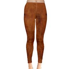 BURL OAK Women s Leggings by trendistuff