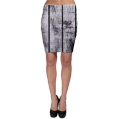 Black And White Fence Bodycon Skirts by trendistuff